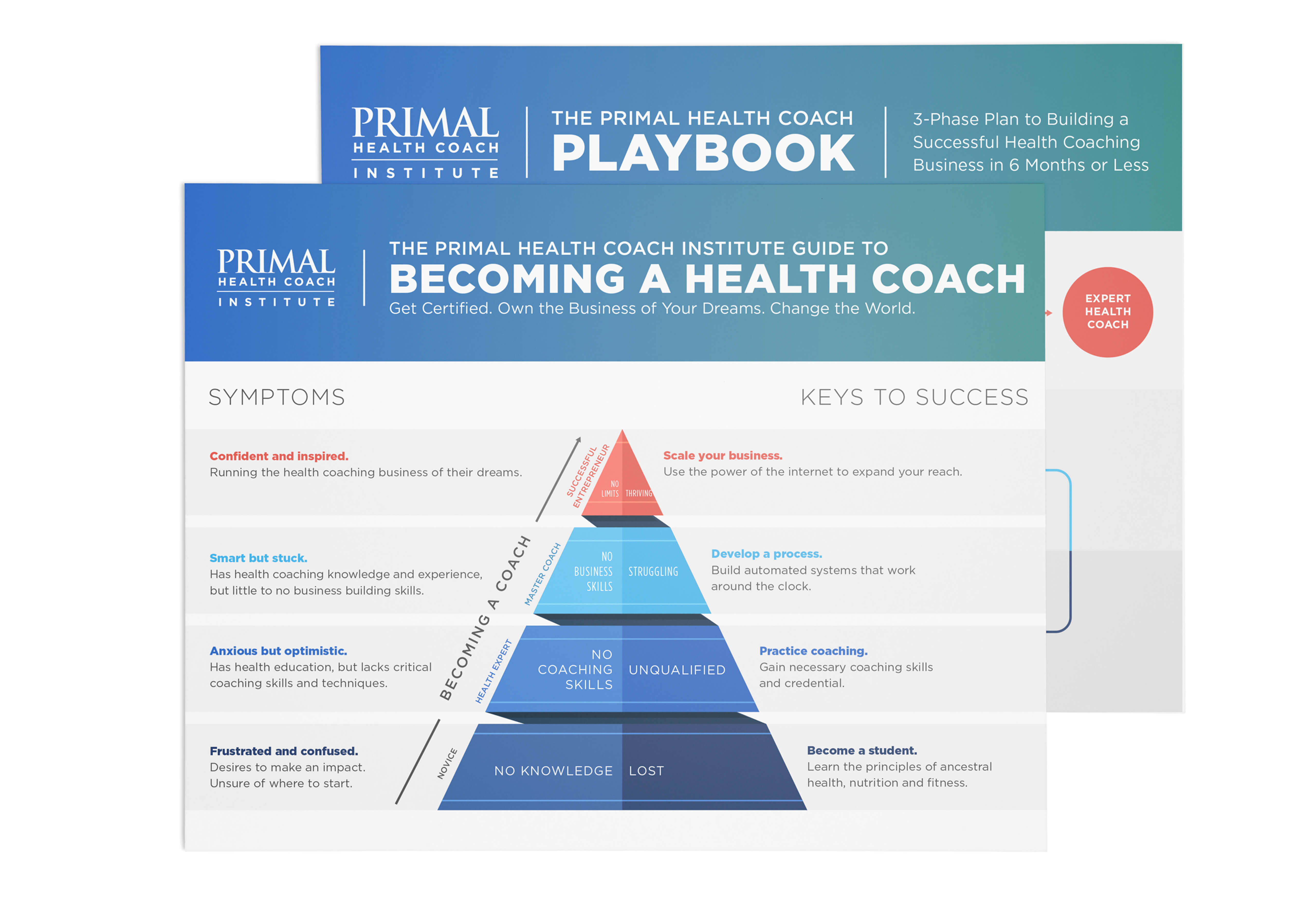 primal health coach institute card – becoming