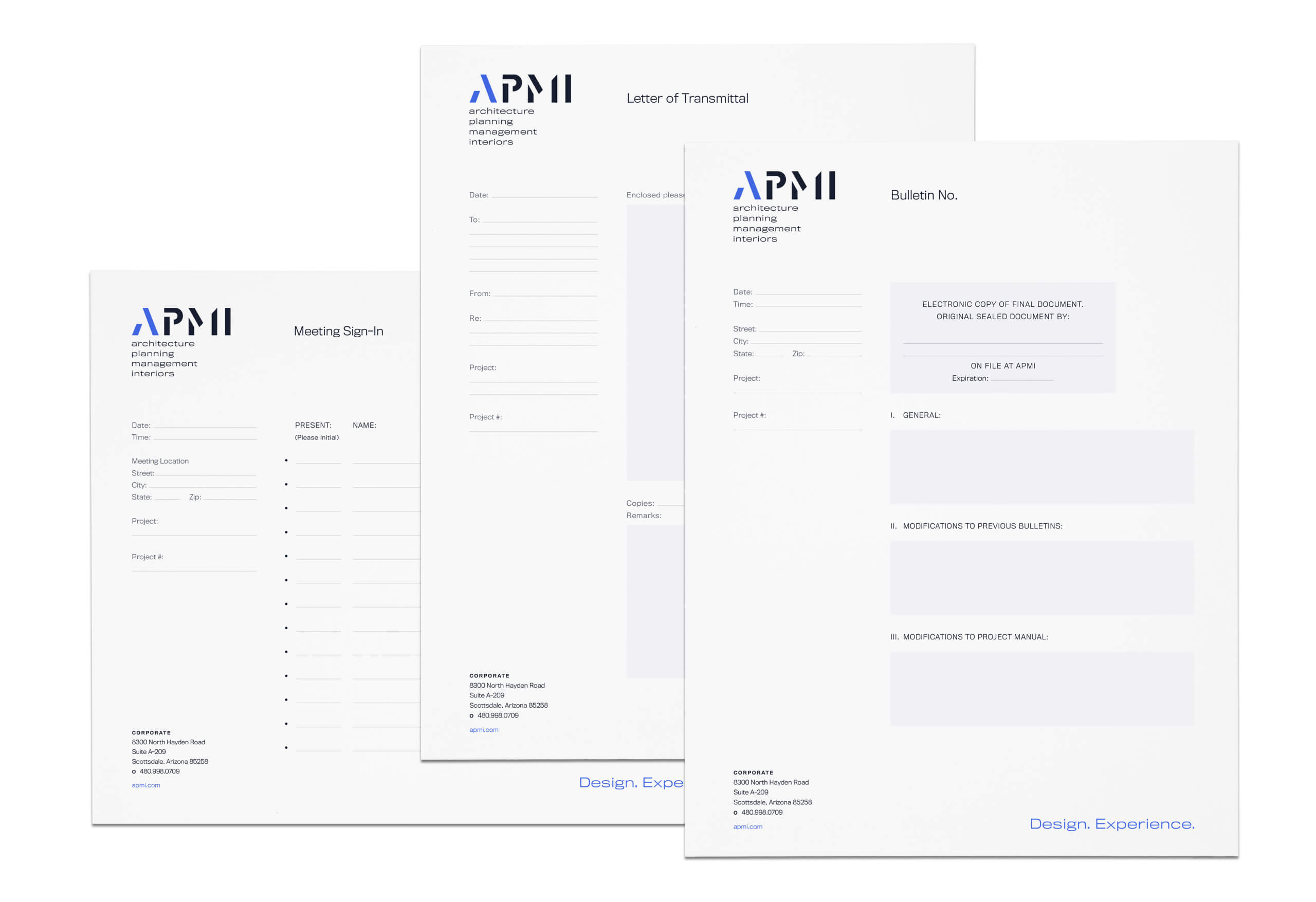 apmi forms